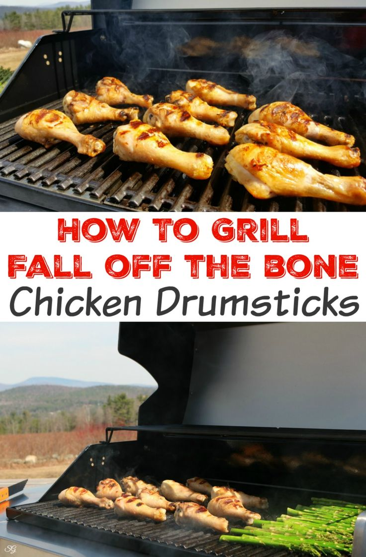How To Grill Chicken Drumsticks. Cooking the perfect, fall off the bone chicken drumsticks on the grill is easy when you follow these simple instructions! (Paleo Chicken Drumsticks)