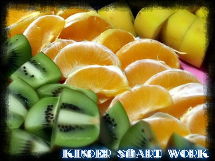 Fruit Pieces