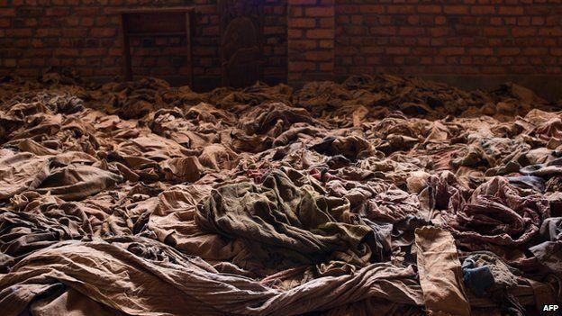Rwanda genocide: 100 days of slaughter - BBC News