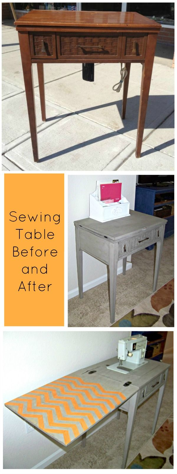 17 Best images about Sewing - Table on Pinterest ...