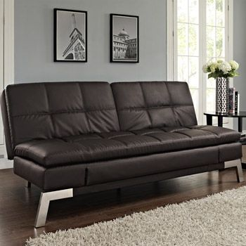 Costco UK - Milano Euro Lounger in Brown