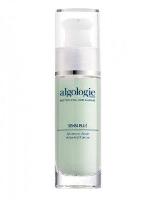 Активная ночная сыворотка для чувствительной кожи Algologie, 30 мл. от Algologie за 2752 руб!