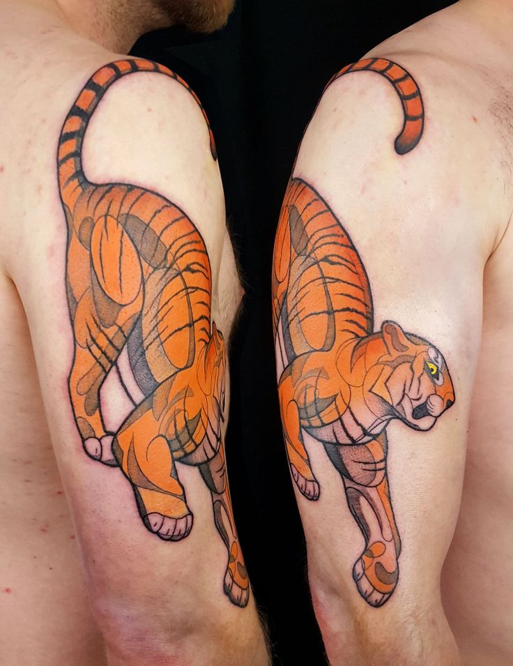 Best 25 tiger tattoo sleeve ideas on pinterest tiger for Japanese tattoo chicago