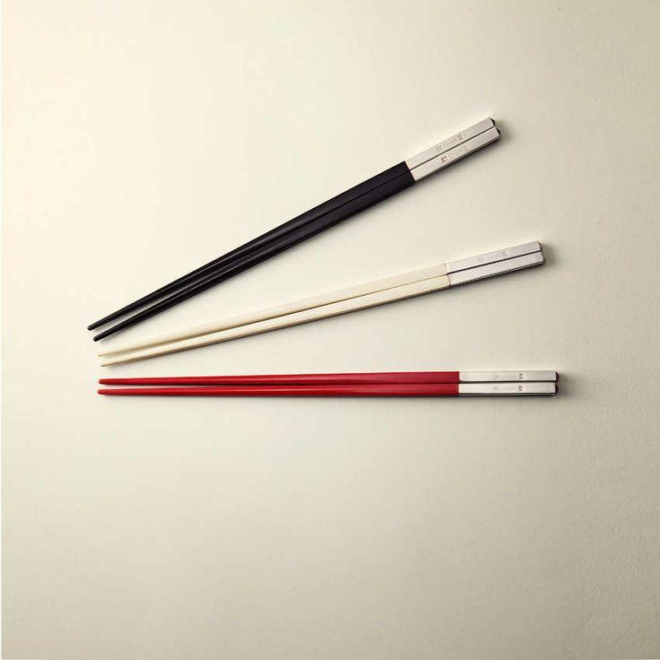 【クリストフル】銀食器メーカーが作ったお箸を紹介いたします