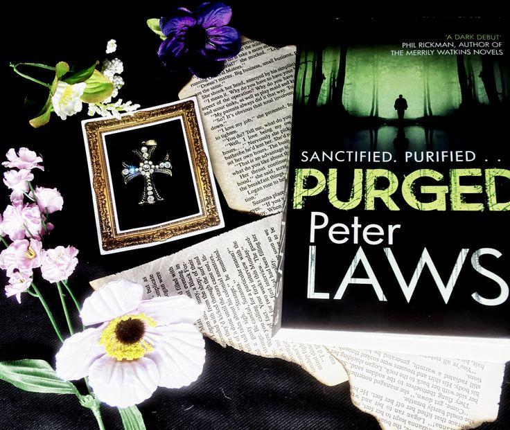 Purged (Matt Hunter #1) by Peter Law – Dyslexic Reader