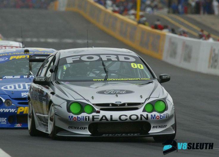 00 Motorsport - Craig Lowndes/Neil Crompton 2002 Bathurst 1000