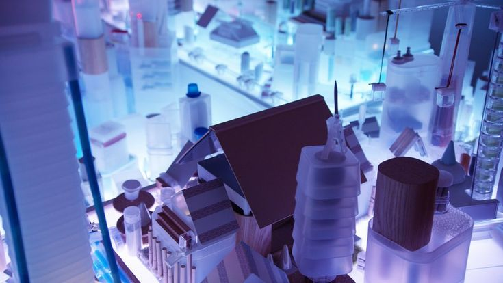 Tokyo City Recreated Using 10,000 MUJI Products