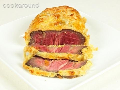fracosta di manzo in crosta: Ricette di Cookaround | Cookaround