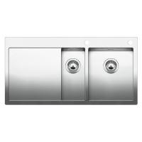 blanco claron 6s inset kitchen sink kitchensinks - Kitchen Sinks Sydney