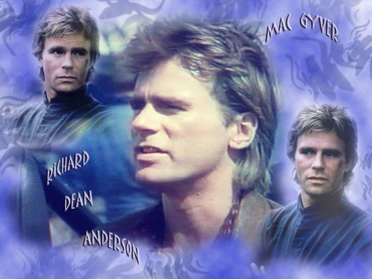 macgyver Richard Dean Anderson Wallp wallpaper ...