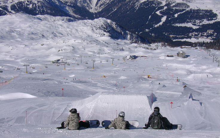 Madonna di Campiglio, Italian Alps
