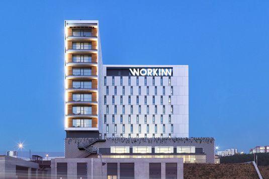 Workinn Hotel - Çinici Mimarlık  LEED Gold - Yeşil Bina