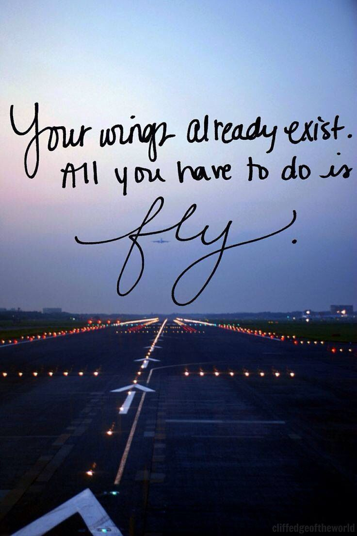 Take Off The Limits On Your Potential Aviation Quotes Https Aviatirtraining Net Fly Quotes Pilot Quotes Aviation Quotes