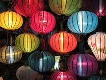 Результат Изображение для Multicolore китайские фонарики в искусстве Moden
