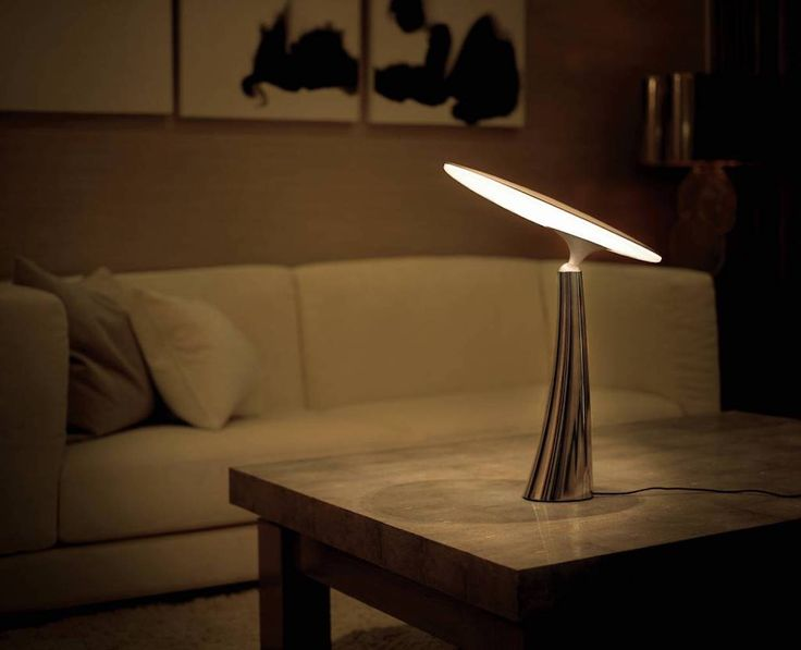 Coral Reef Light By QisDesign U2013 Equipped With Smart Touch Technology