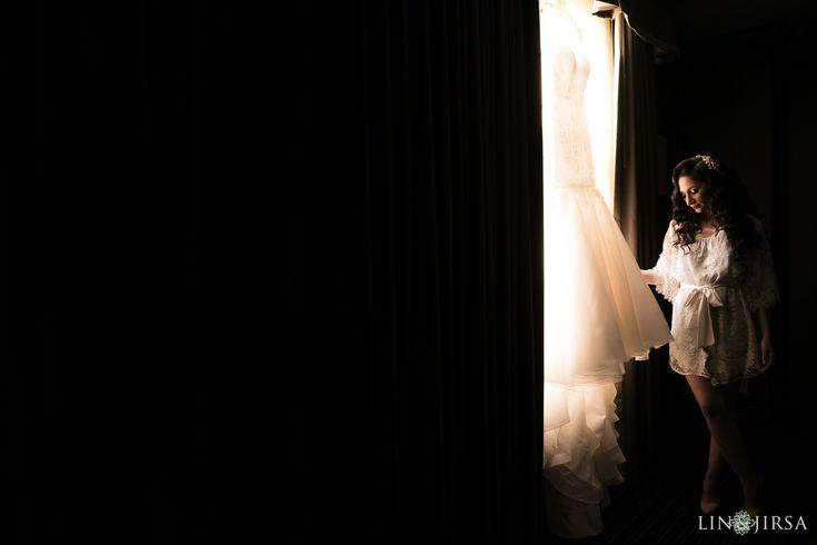 Cicada Restaurant Los Angeles Wedding | Felicia & Rodney