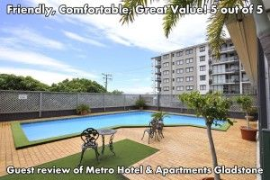 Friendly-Comfortable-Great-Value-5-out-of-5-Guest-review-of-Metro-Hotel-and-Apartments-Gladstone