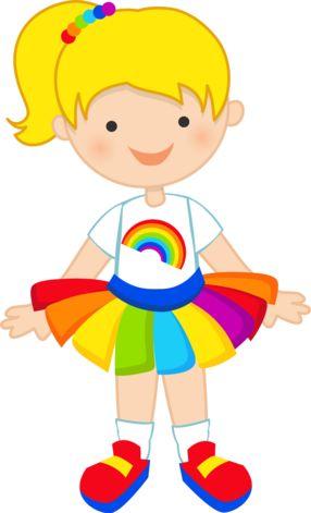 Rainbow Girl!!! Minus