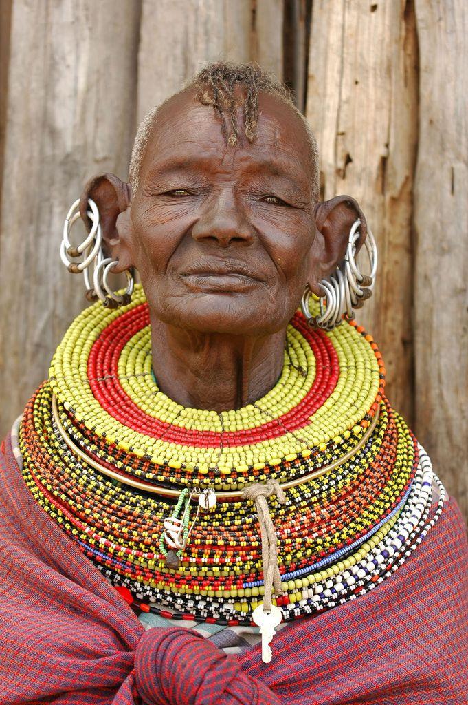 zuru kenya Turkana woman. Maralal, Kenya | © Jeff Arnold