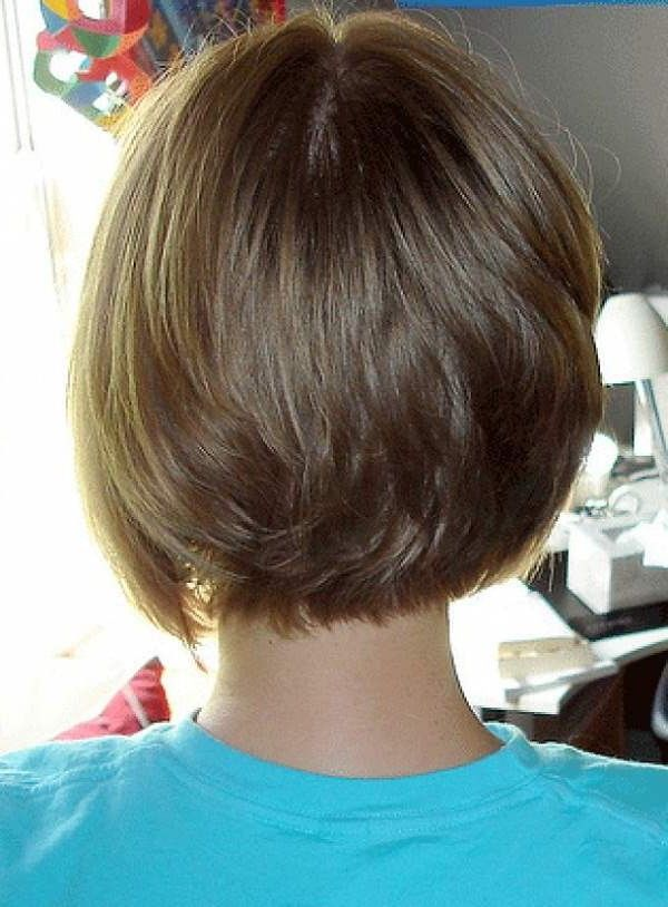 how to make hair styles best 25 bob haircut back ideas on bob 4747