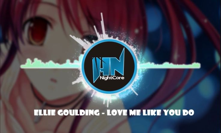 Ellie Goulding - Love Me Like You Do NIGHTCORE