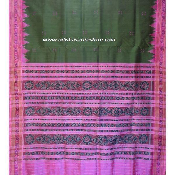Sambalpuri silk sarees available online. Buy now: http://www.odishasareestore.com/handloom/oss5046-silk-sarees-odisha-classical-dancer/p-5405372-94930577910-cat.html#variant_id=5405372-94930577910