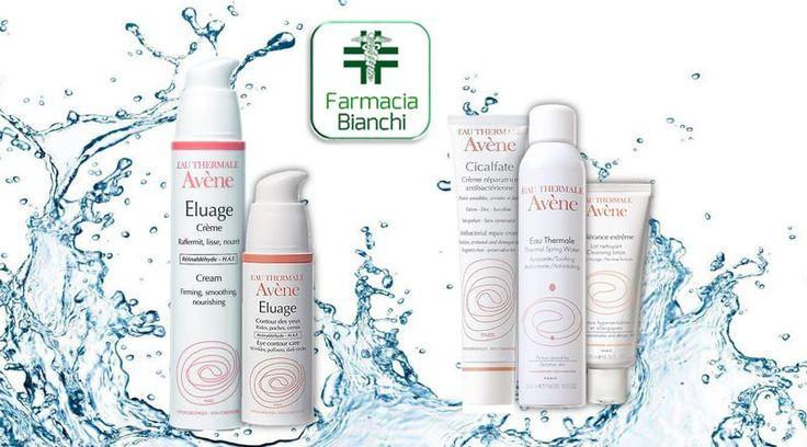 Trattamenti quotidiani per il viso. Pelli sensibili, secche o arrossate possono ritrovare la giusta protezione e idratazione con i prodotti della Sorgente di #Avène - Farmacia Dott. ssa Alessandra Bianchi