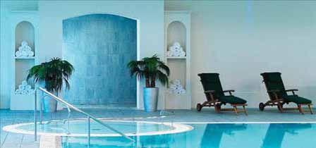 Health Spa in Scotland at Fairmont St Andrews