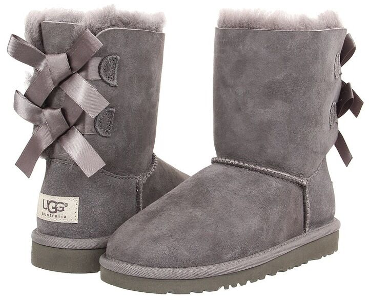 UGG Kids - Bailey Bow Girls Shoes