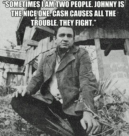 Johnny Cash...I love this man!