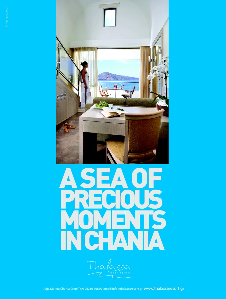 "print advertising_""hotel thalassa beach resort"""
