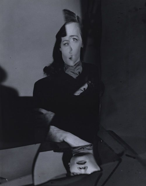 Tedi Thurmann, New York, 1944, by Erwin Blumenfeld