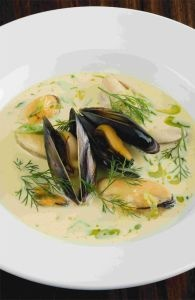Norwegian Food Recipes -: Soups, Seafood Recipes, Seafood Soup ...