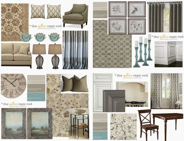 263 Best Images About Interior Design Mood Boards On