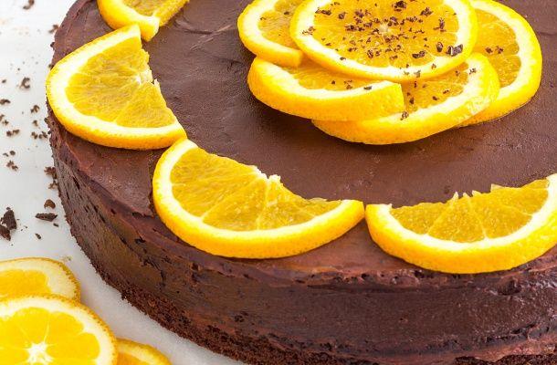 A csokis-narancsos torta sikere a gazdag aromának is köszönhető.