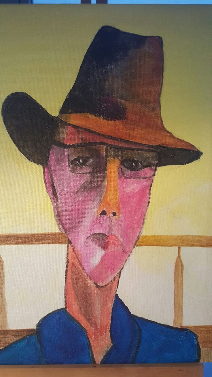Modigliani portret Johan