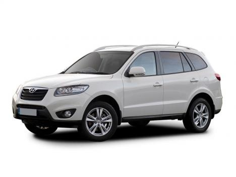 The Hyundai Santa Fe Diesel Estate #carleasing deal | One of the many cars and vans available to lease from www.carlease.uk.com