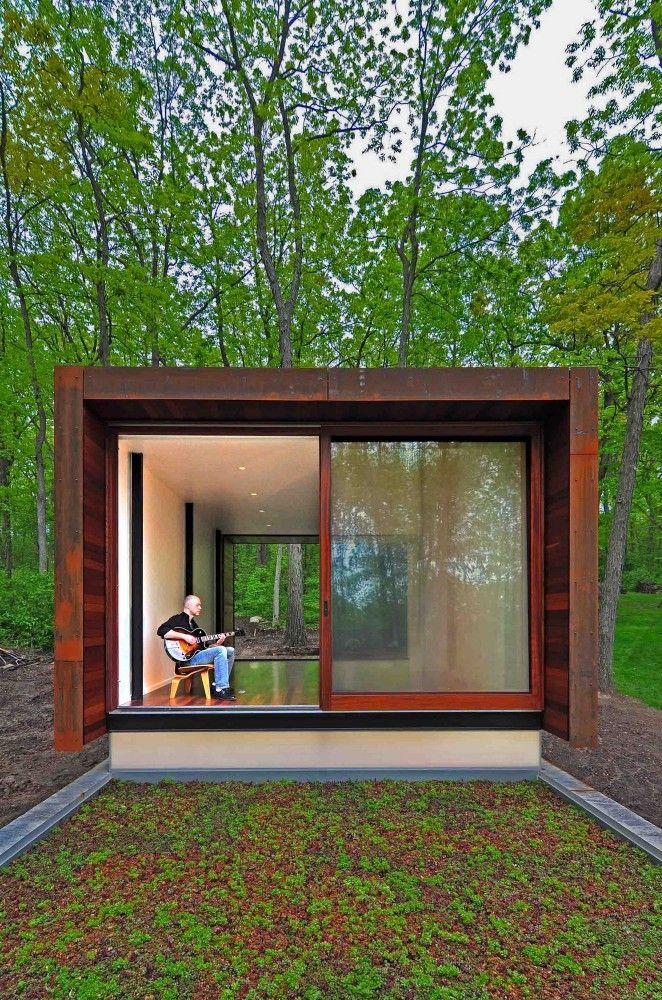 Studio for a Composer/2011/Johnsen Schmaling Architects