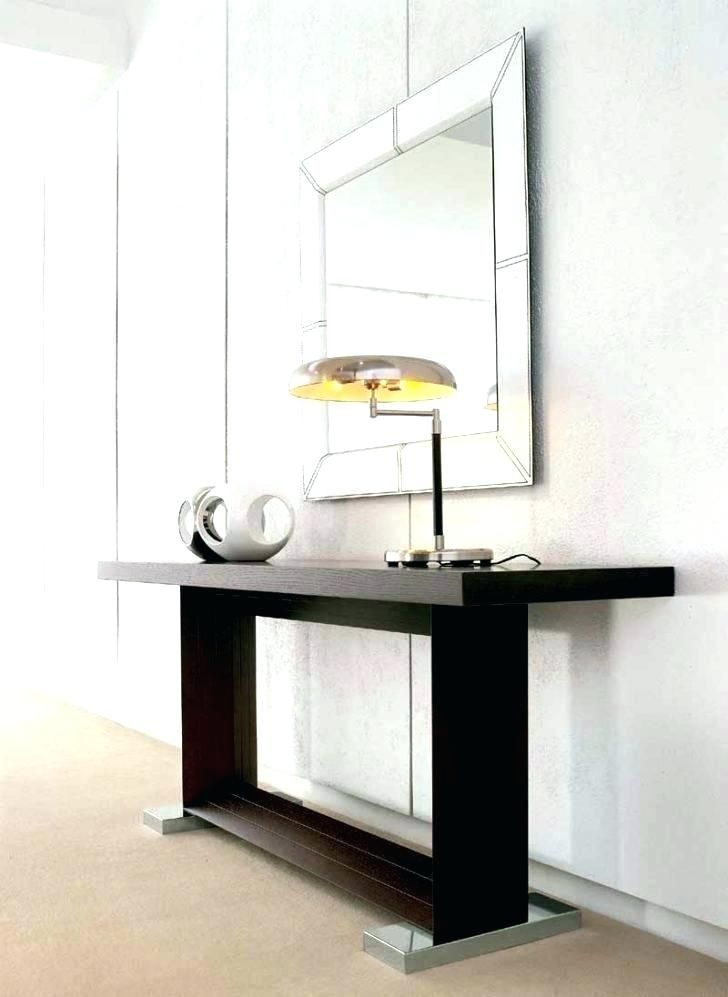 Image Result For Contemporary Entry Table Minimalist Dining Room