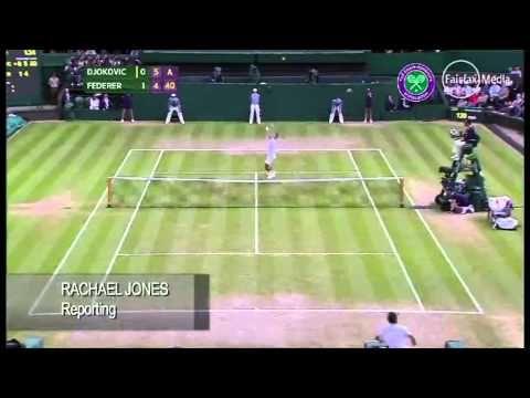 Novak Djokovic wins Wimbledon after beating Roger Federer | EPIC VIDEO