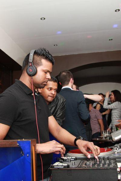 Thanks Mr DJ for the good sound. #iwdparis2014