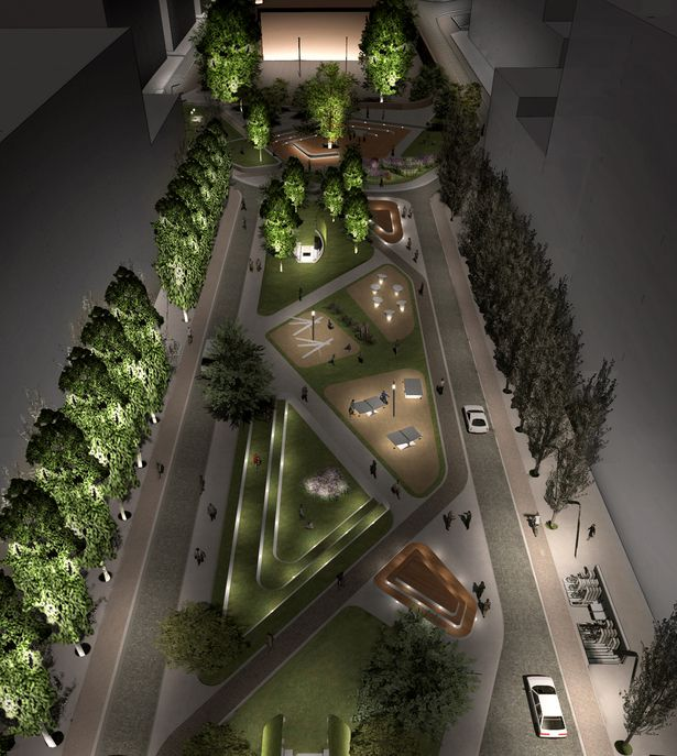 "Competition of the ""Agia Sofia - Acheiropoeitos"" axis in Thessaloniki 