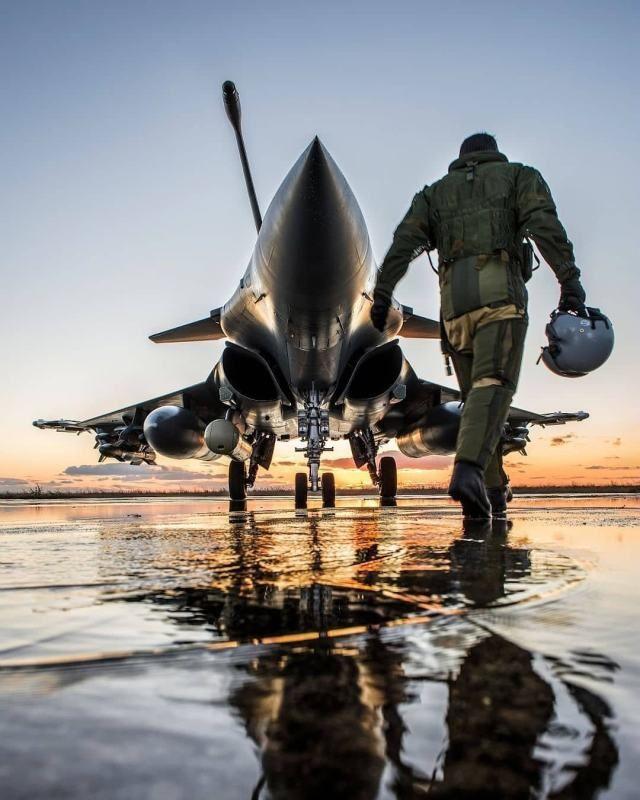 Military Aircraft Dassault Rafale Credits Dassaultaviation Jet Fighter Pilot Fighter Jets Air Fighter Desktop wallpaper 4k fighter jet