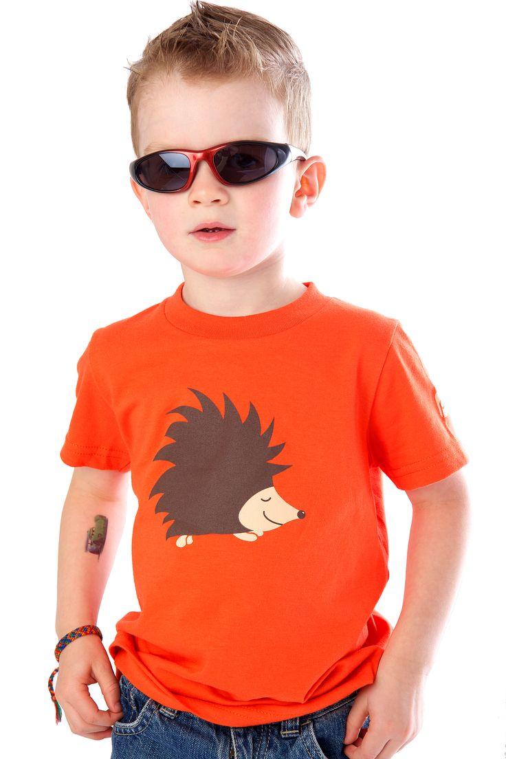 Kids Hedgehog T-shirt Herisson enfant  http://www.plb-store.com/Kids-Hedgehog-T-shirt-Herisson-Enfant-p/k_tshirt_hedgehog_herisson.htm