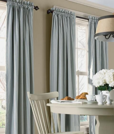Shop Quality Casual Curtains And Casual Drapes For Your Casual Home.  Quality Simple Plain Curtains In Cotton, Linen, Sheers For Easy Casual  Decor.