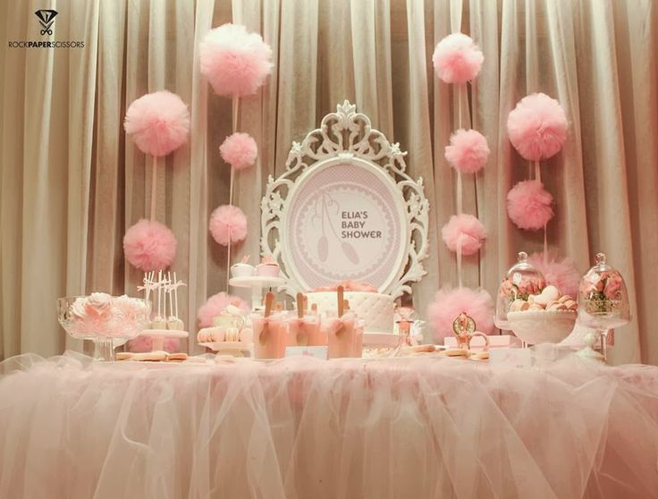 baby shower for girl on pinterest baby shower parties baby shower
