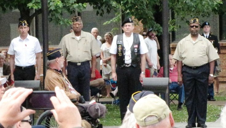 american legion memorial day speech 2013