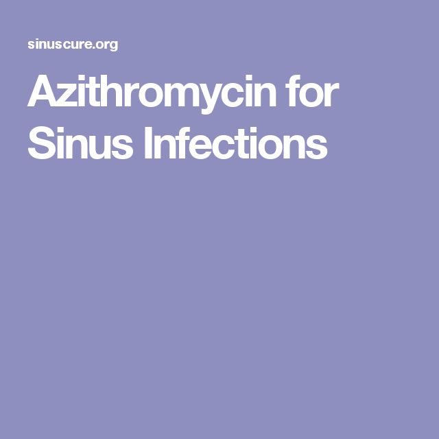 Azithromycin z pack for sale