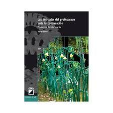 Las actitudes del profesorado ante la coeducación : propuestas de intervención, por Xavier Bonal.  L/Bc 396 BON act   http://almena.uva.es/search~S1*spi/?searchtype=t&searcharg=LAS+ACTITUDES+DEL+PROFESORADO+ANTE+LA+COEDUCACION&searchscope=1&SORT=D&extended=0&SUBMIT=Buscar&searchlimits=&searchorigarg=tyo+acuso