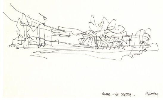 Gehry 의 드로잉 <2> 빌바오 구겐하임 : 네이버 블로그